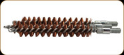 Tipton - Rifle Bore Brush 338 Cal & 8mm - Bronze - Package of 3 - 244550