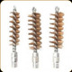 Tipton - Shotgun Bore Brush 10 Ga - Bronze - Package of 3 - 662575