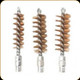 Tipton - Shotgun Bore Brush 28 Ga - Bronze - Package of 3 - 849144