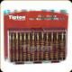 Tipton - Best Bronze Rifle Bore Brush - 13 Piece - 402173