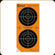 "Caldwell - Orange Peel Bullseye 3"" - 15 Sheets - 391984"