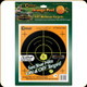"Caldwell - Orange Peel Bullseye 5.5"" - 10 Sheets - 550010"