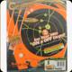 "Caldwell - Orange Peel Bullseye 8"" - 5 Sheets"