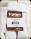 Tipton - Super Absorbent Cotton Flannel Cleaning Patches - 270 - 35 Cal - 1000pk