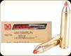 Hornady - 450 Marlin - 325 Gr - LEVERevolution - FTX (Flexible Polymer Tip) - 20ct - 82750