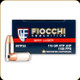 Fiocchi - 9mm Luger - 115 Gr - Extrema - Hornady XTP Jacketed Hollow Point - 25ct - 9XTP25