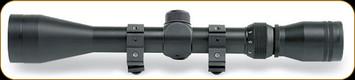 Nikko Stirling - Mountmaster - 3-9x40mm  - 4 Plex Ret