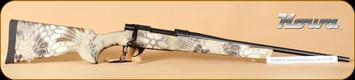 """Howa - 22-250Rem -1500 -  Kryptek Highlander Hogue, 20"""""""