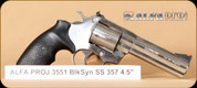 "Alfa Proj - 3551 - 357Mag - SS, 4.5"""
