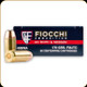 Fiocchi - 40 S&W - 170 Gr - Shooting Dynamics  - Full Metal Jacket Truncated Cone - 50ct - 40SWA