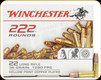 Winchester - 22 LR - 36 Gr - 222 HP Copper Plated - 222ct - 22LR222HP