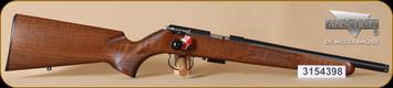 """Anschutz - 17HMR - 1517 D HB G - Item 009966, Walnut Classic, 14"""" - b"""