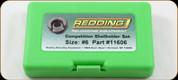 Redding - Competition Shellholder Set - Size # 6 - 11606