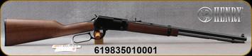 "Henry - 22WMR - Magnum Octagon Model - Lever Action Rimfire Rifle - American Walnut Stock/Blued Finish, 20"" Octagon Barrel, 12 Rounds, Mfg# H001TM, STOCK IMAGE"