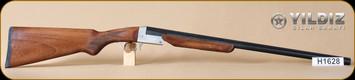 "Yildiz - TK-12 - 12Ga/3""/26"" - Wd/Bl, engraved alloy receiver - b"