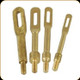 Tipton - Brass Rifle/Pistol Slotted Tips set - 554428