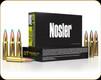 Nosler - 308 Win - 165 Gr - Ballistic Tip - 20ct - 40063