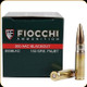 Fiocchi - 300 AAC Blackout - 150 Gr - Rifle Shooting Dynamics - Full Metal Jacket Boat Tail - 50ct - 300BLKC