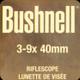 Bushnell - Trophy XLT - 3-9x40mm - Multi-X Ret. - Sling, Targets, Millet Rings