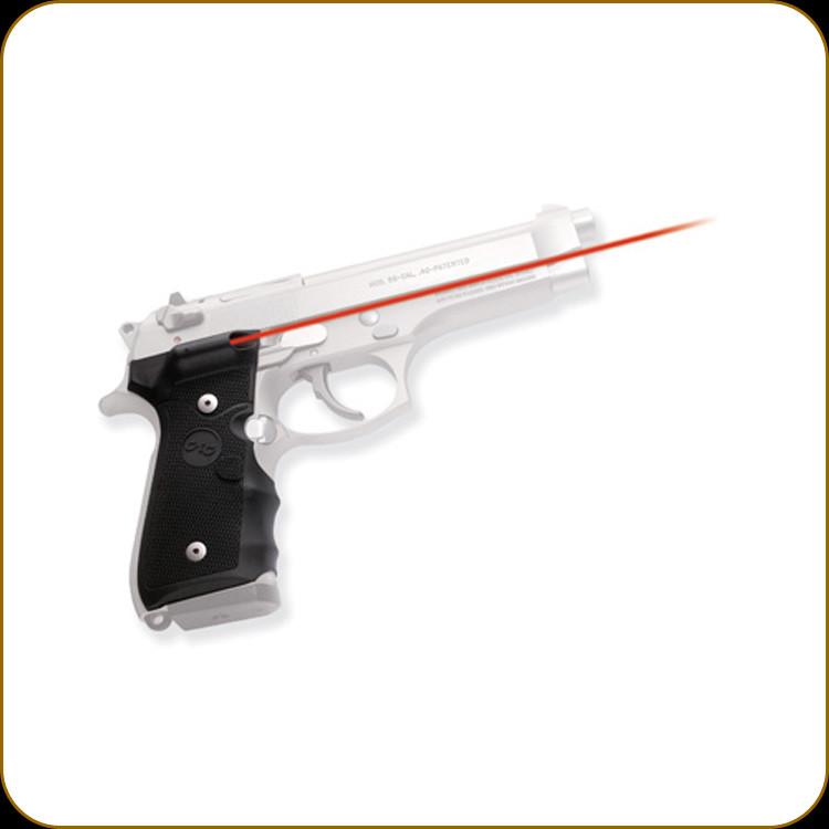Crimson Trace- Laser Grip - Fits Beretta 92/96/M9 - Dual Side