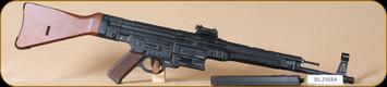 """GSG - 22LR - """"Schmeisser"""" STG-44 - Wd/Bl, 16.5"""""""