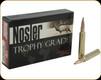 Nosler - Trophy Grade Accubond Long Range - 280 Ackley Imp-  150 GR - 20CT