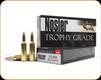 Nosler - 270 WSM - 140 Gr - Trophy Grade - Accubond - 20ct - 60030