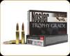 Nosler - 7mm-08 Rem - 140 Gr - Trophy Grade - Accubond - 20ct - 60042