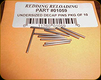 Redding - Undersized Decapping Pins - Pkg of 10 - 01059