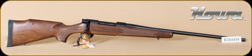 "Howa - 300WinMag - 1500 - Hunter, American Walnut, 24"", 3.5-10x44 LRX GameKing Illuminated"