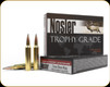 Nosler - 7mm Rem Mag - 168 Gr - Trophy Grade -  Accubond Long Range - 20ct - 60108