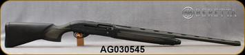 """Used - Beretta - 12Ga/3.5""""/28"""" - A391 Extrema - Semi-Auto Shotgun - Black Synthetic/Blued, Vent Rib Barrel, Red Fiber Optic front sight, Beretta Gel-Tec Recoil Pad - In original case"""