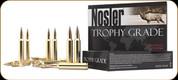 Nosler - Trophy Grade - 7mm Rem Ultra Mag - 175 Gr - 20ct - 60120