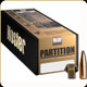 Nosler - 338 Cal - 250 Gr - Partition - Spitzer - 50ct - 35644