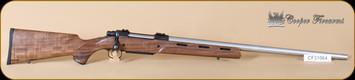 "Cooper - 7mmSTW - M52 - Montana Varminter, Wd/SS, 26"""