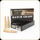 Nosler - 308 Win - 168 Gr - Match Grade- Custom Competition - Hollow Point Boat Tail - 20ct - 60054