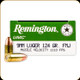 Remington - 9mm Luger - 124 Gr - UMC - Full Metal Jacket - 50ct