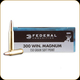 Federal - 300 Win Mag - 150 Gr - Power-Shok - Soft Point - 20ct