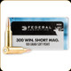Federal - 300 WSM - 180 Gr - Power-Shok - Soft Point - 20ct