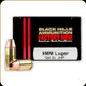 Black Hills - 9mm - 124 Gr - Jacketed Hollow Point - 20ct