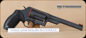 "Taurus - 45LC/410 - Judge - Tracker, Blk/Matte Bl, 6.5"" - Mfg# 2-441061T"