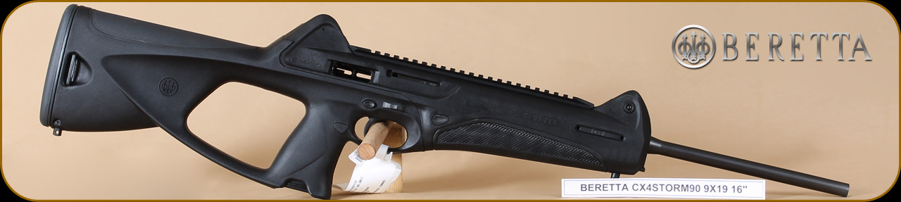Beretta - CX4 Storm - 9mm - BlkSyn, non-restricted Canadian version