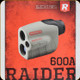 Redfield - Raider 600A - Rangefinder