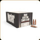 Nosler - 30 Cal - 168 Gr - Custom Competition Match - Hollow Point Boat Tail - 250ct - 53168