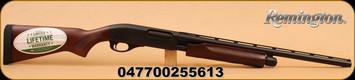 """Remington - 20Ga/3""""/21"""" - Model 870 Express Youth - Pump Action Shotgun - Hardwood Laminate/Matte Black, 4 Rounds, Mfg# 25561"""