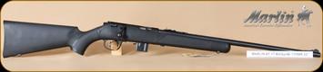 "Marlin - XT-17 - 17hmr - BlkSynBl, adj. trigger, 22"""