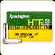 Remington - 38 Spl+P - 125 Gr - High Terminal Performance - Semi-Jacketed Hollow Point - 50ct - 22283