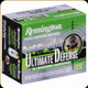 Remington - 38 SPL+P - 125 Gr - Ultimate Defence - Brass Jacketed Hollow Point - 20ct - 28938