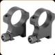 "Nightforce - Ring Set - Standard Duty - 30mm - 1.25"" High - A418"