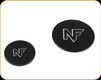 Nightforce - Metal lens caps for Competition models - Black (set) - A260